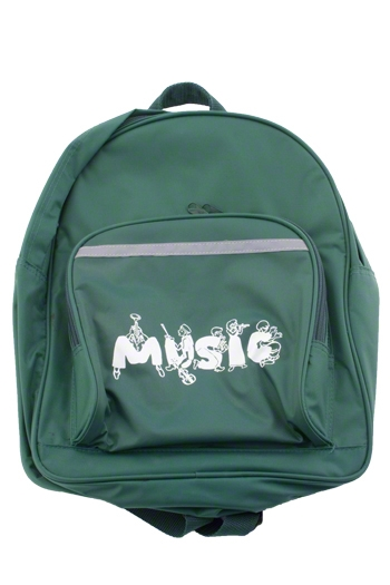 Music Case - Rucksack - Green  - Mapac