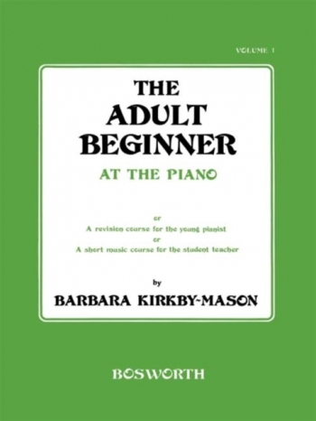 Best beginner piano books for adults