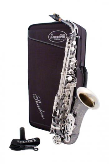 Купить selma f e flat alto saxophone wind matt black pearl professional в москве недорого
