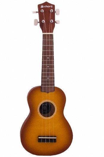 sunburst ukulele