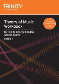 Trinity Guildhall Theory Workbook: Grade 4: New Syllabus