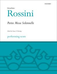 Rossini : Petite Messe Solennelle: Vocal Score