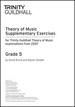 Trinity Guildhall Theory Of Music Supplementary Exercises Papers:  Grade 5: From 2007: New Syllabus