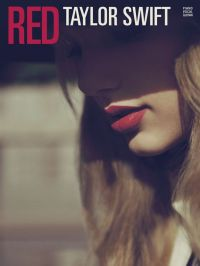 Taylor Swift: Red Piano Vocal Guitar Album