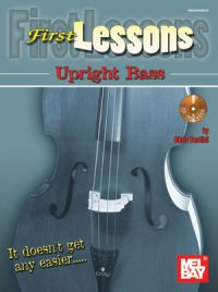 First Lessons Upright Bass Bk&cd