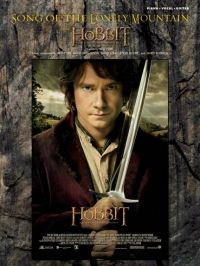 Hobbit: Song Of The Lonley Mountian; Piano Vocal Guitar