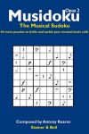 Musidoku Opus 2: The Musical Sudoku