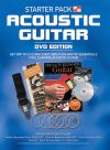 Acoustic Guitar Starter Pack - Dvd Edition