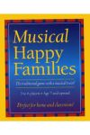 Musical Happy Families: 3-6 Players