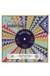 Gift- Card Flip Side 3D Record Card - London Town Colours