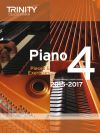 Trinity College Piano Examination Pieces And Exercises Piano Grade 4: 2015-2017