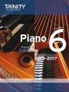 Trinity College Piano Examination Pieces And Exercises Piano Grade 6: 2015-2017