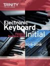 Trinity Electronic Keyboard Initial Exam From 2015 - 2018.