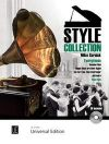 Style Collection Evergreens Piano  Book & Cd (Cornick)