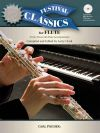 Festival Classics For Flute: 16 Pieces Book & CD Includes MP3 Files And PDF Piano Accomp