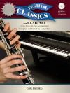 Festival Classics For Clarinet: 13 Pieces Book & CD Includes MP3 Files And PDF Piano Accomp