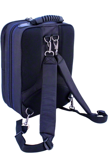 Buffet B12 Clarinet Case Rear With Straps
