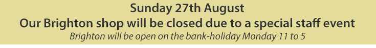 august holiday closure