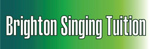 Brighton Singing Tuition