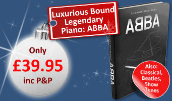 Luxurious Bound Legendary Piano ABBA