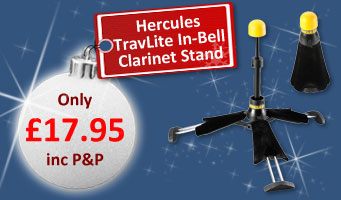 Hecules In-Bell Clarinet Stand