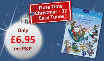 Flutetime Christmas Tunes
