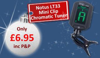 Notus LT33 Tuner