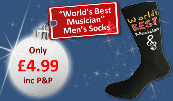 Best Musician Socks