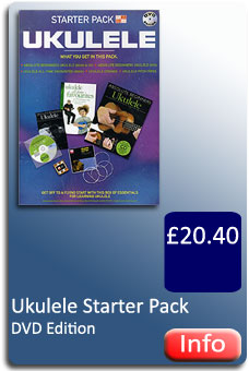Ukulele Starter Pack