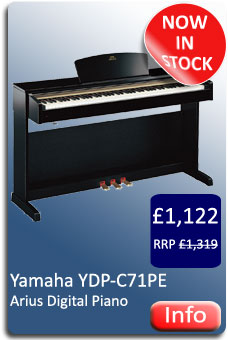 Yamaha YDP-C71PE Digital Piano