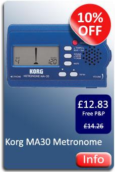 Korg MA30 Metronome