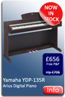 Yamaha YDP135R Digital Piano