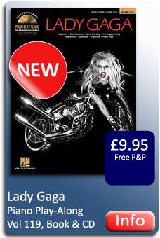 Lady Gaga Piano Playalong