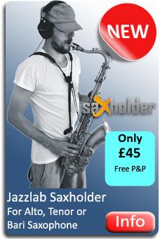 Saxholder