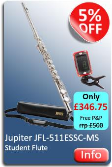 Jupiter JFL511 Flute
