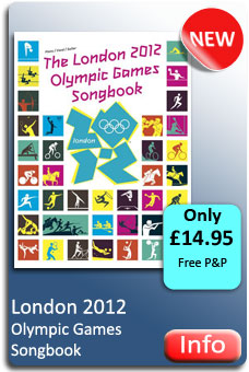 London 2012 Olympic Games Songbook