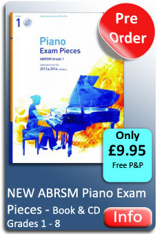 ABRSM Piano Pieces