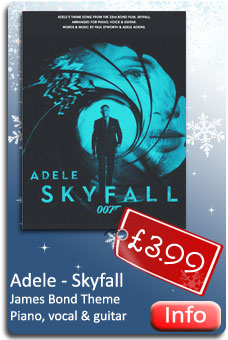Adele Skyfall Theme
