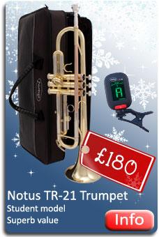 Notus TR21 Trumpet