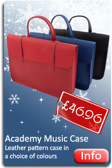 Academy Music Case