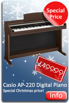 Casio AP-220 Digital Piano
