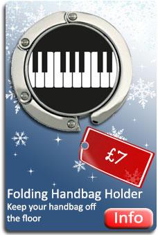 Folding Handbag Holder