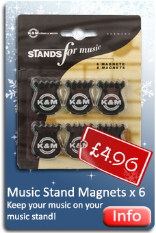 Music Stand Magnets