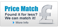 We offer price matching