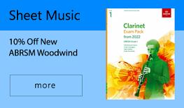 New ABRSM Woodwind