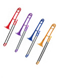 Plastic Trombones