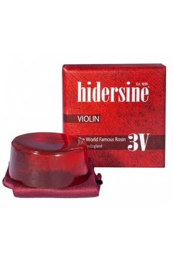 how to open hidersine rosin