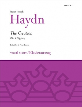 Score haydn creation pdf