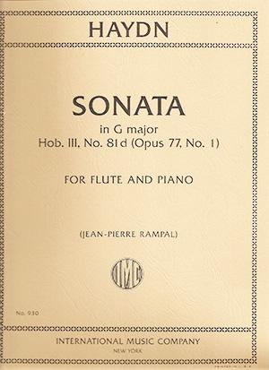 Haydns sonata no 62 program notes