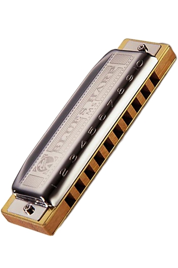 how to play the harmonica c major